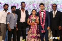 Aishwarya Reddy Wedding Reception Stills (82)