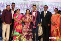 Aishwarya Reddy Wedding Reception Stills (84)