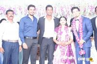 Aishwarya Reddy Wedding Reception Stills (85)