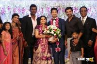 Aishwarya Reddy Wedding Reception Stills (88)