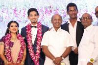 Aishwarya Reddy Wedding Reception Stills (9)