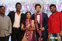 Aishwarya Reddy Wedding Reception Stills (90)