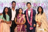 Aishwarya Reddy Wedding Reception Stills (98)