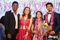 Aishwarya Reddy Wedding Reception Stills (58)