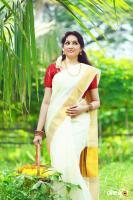 Actress Aavaana Wishing You All Happy Onam Photos (3)