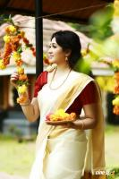 Actress Aavaana Wishing You All Happy Onam Photos (9)