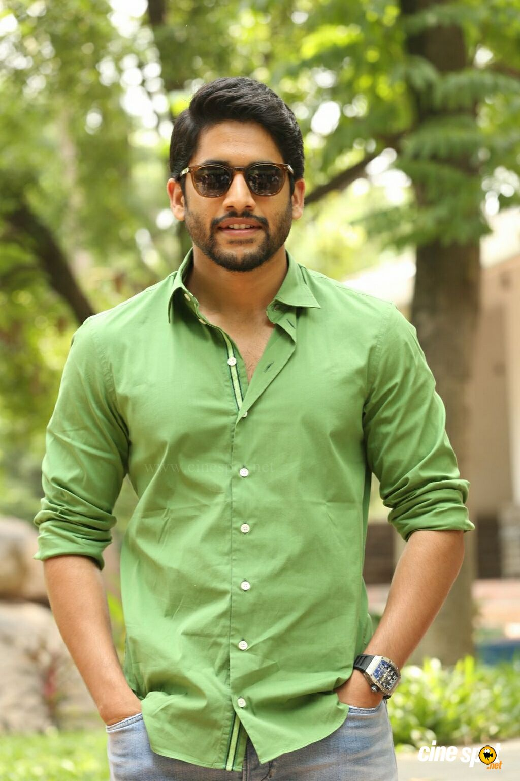 Naga Chaitanya Interview Photos (9)