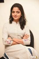 Meda Meeda Abbayi Heroine Nikila Vimal  Interview Photos (22)