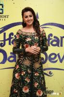 Nikki Galrani at Hara Hara Mahadevaki Audio Launch (1)