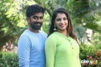 Dharan Kumar & Deekshitha Press Meet Photos