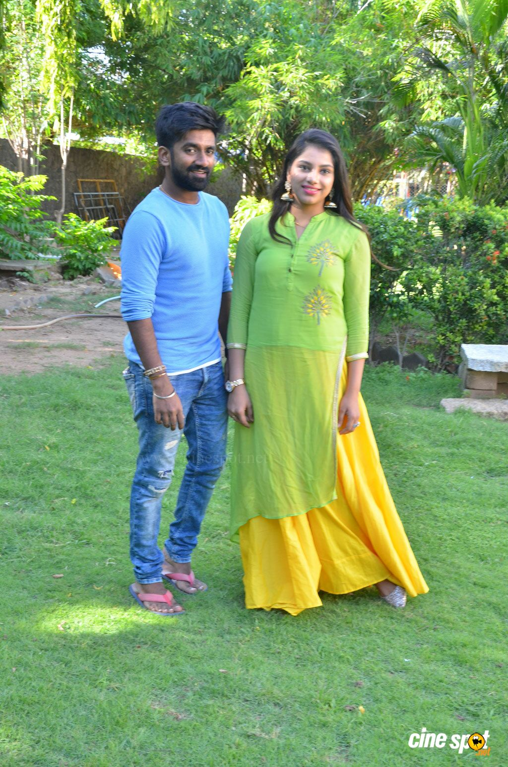Dharan Kumar & Deekshitha Press Meet (8)