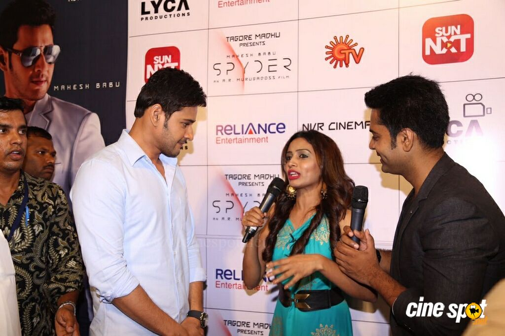 Spyder Audio Launch (56)