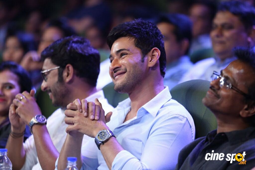 Mahesh Babu at Spyder Audio Launch (1)