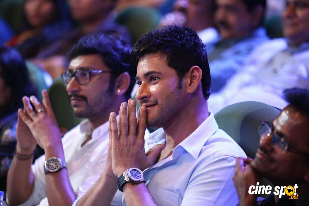Mahesh Babu at Spyder Audio Launch (4)