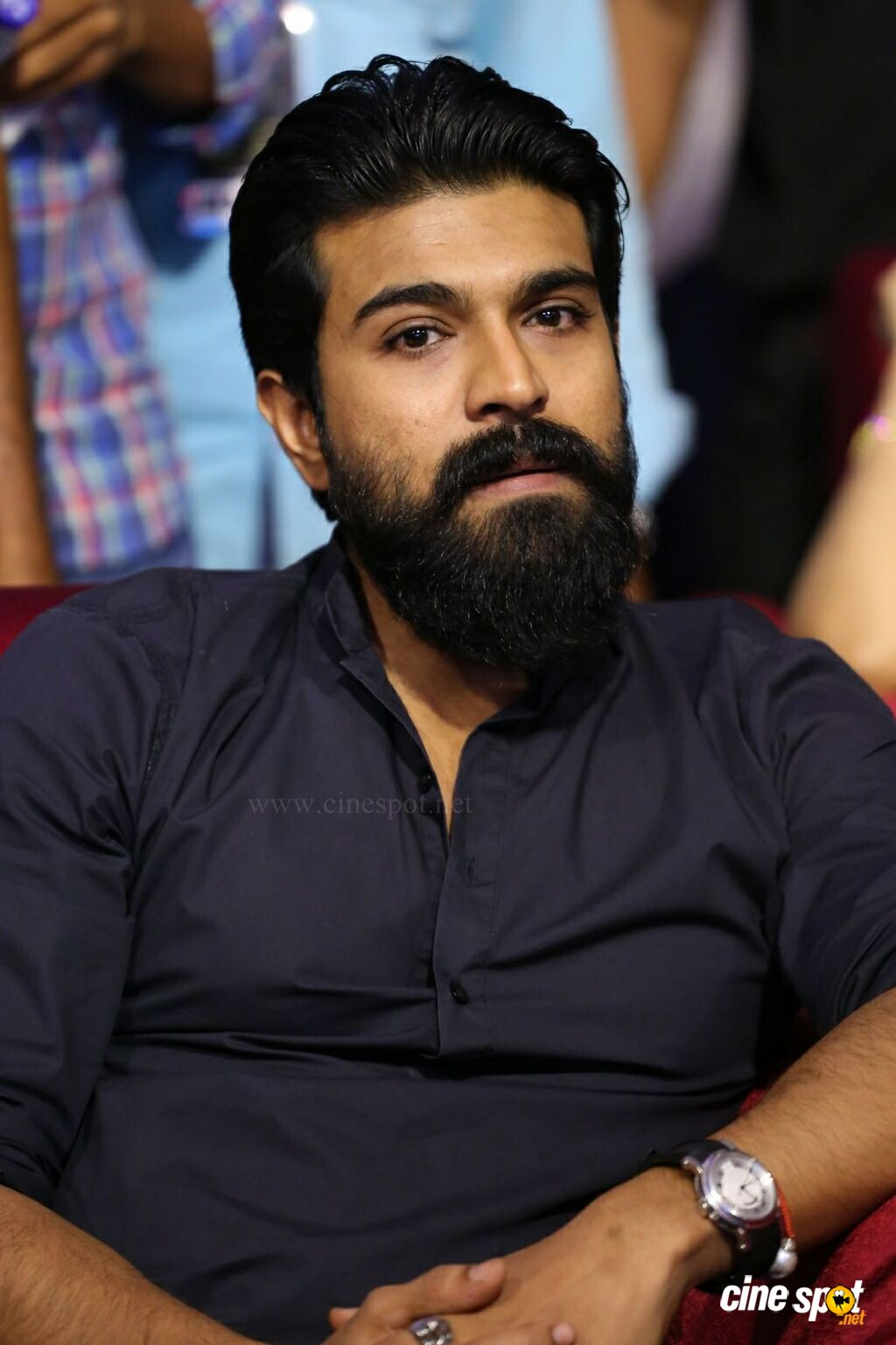 Ram Charan at Srivalli Pre Release Function (23)