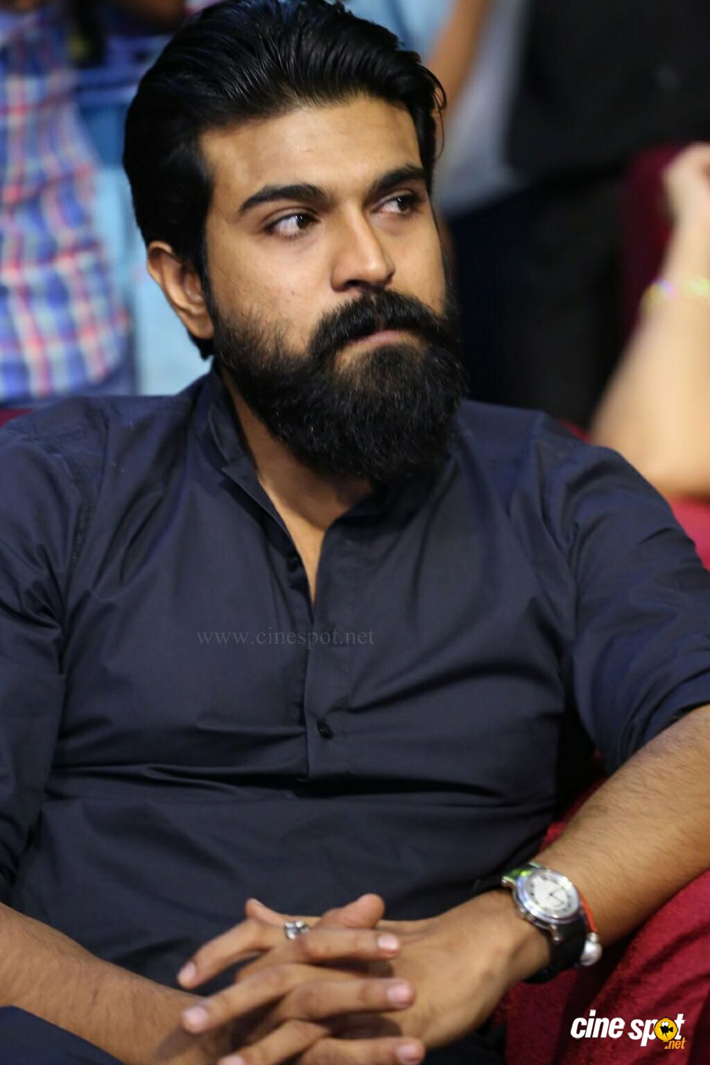 Ram Charan at Srivalli Pre Release Function (24)