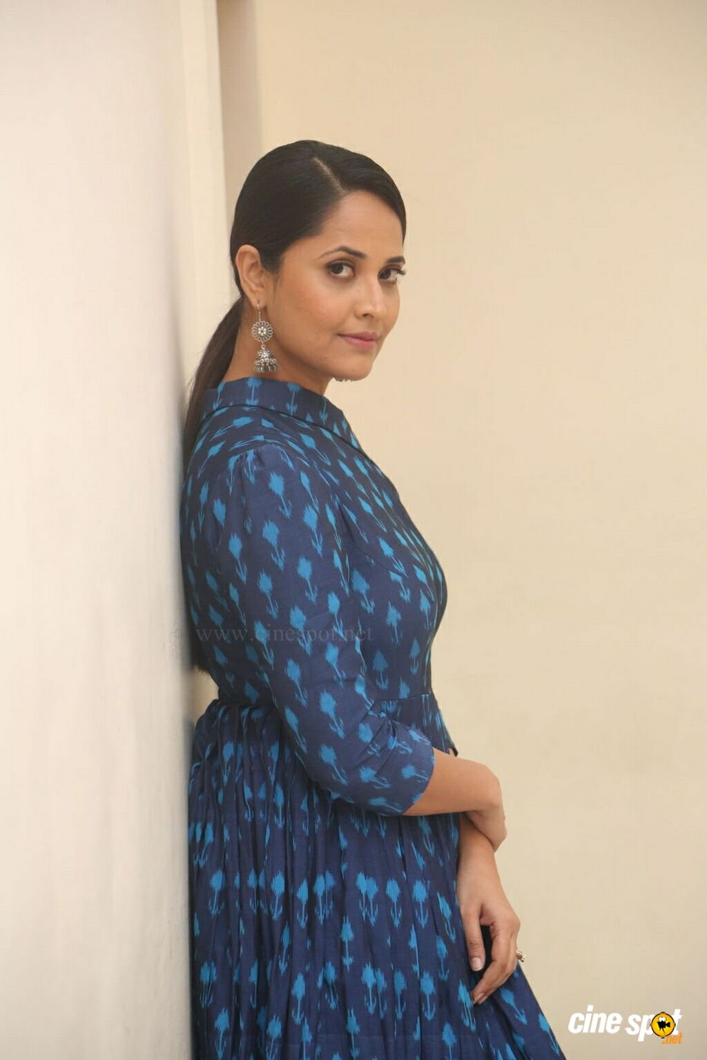 Anasuya at Jai Lava Kusa Theatrical Trailer Launch (20)