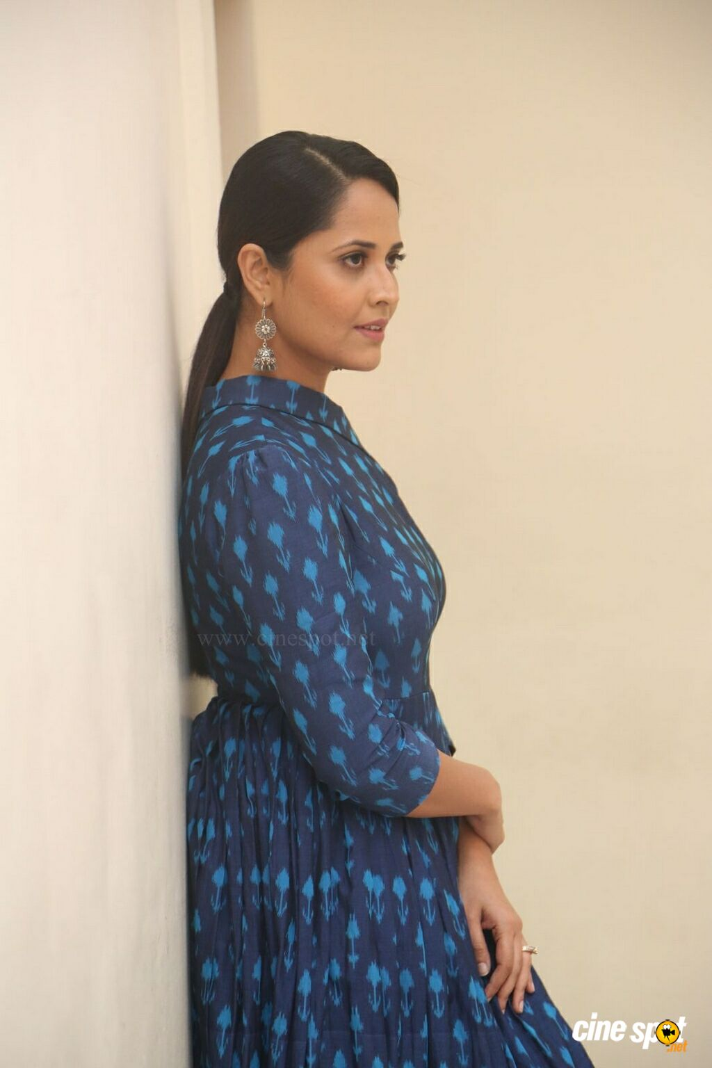 Anasuya at Jai Lava Kusa Theatrical Trailer Launch (21)