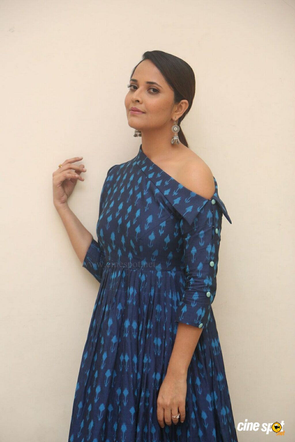 Anasuya at Jai Lava Kusa Theatrical Trailer Launch (4)