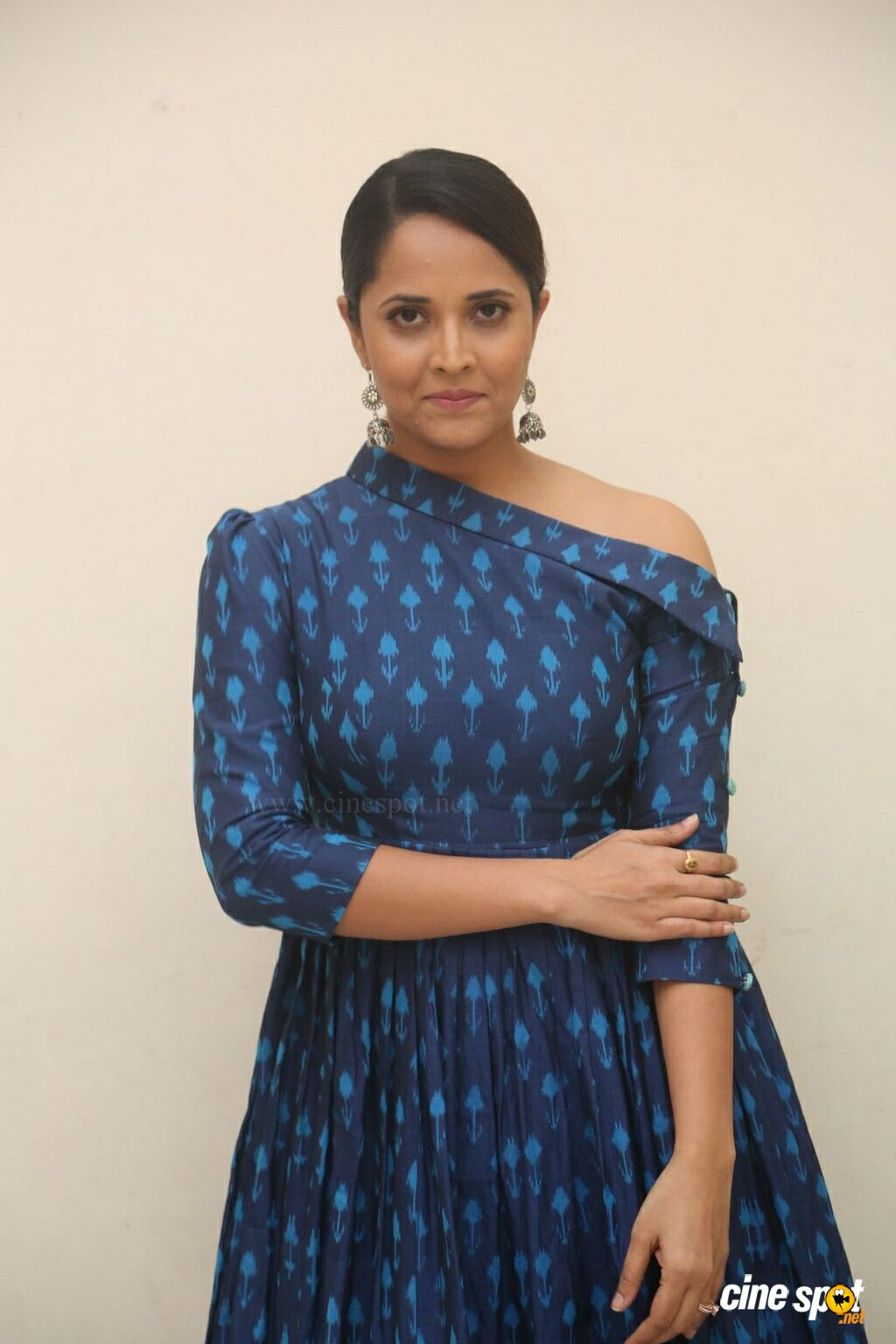 Anasuya at Jai Lava Kusa Theatrical Trailer Launch (7)