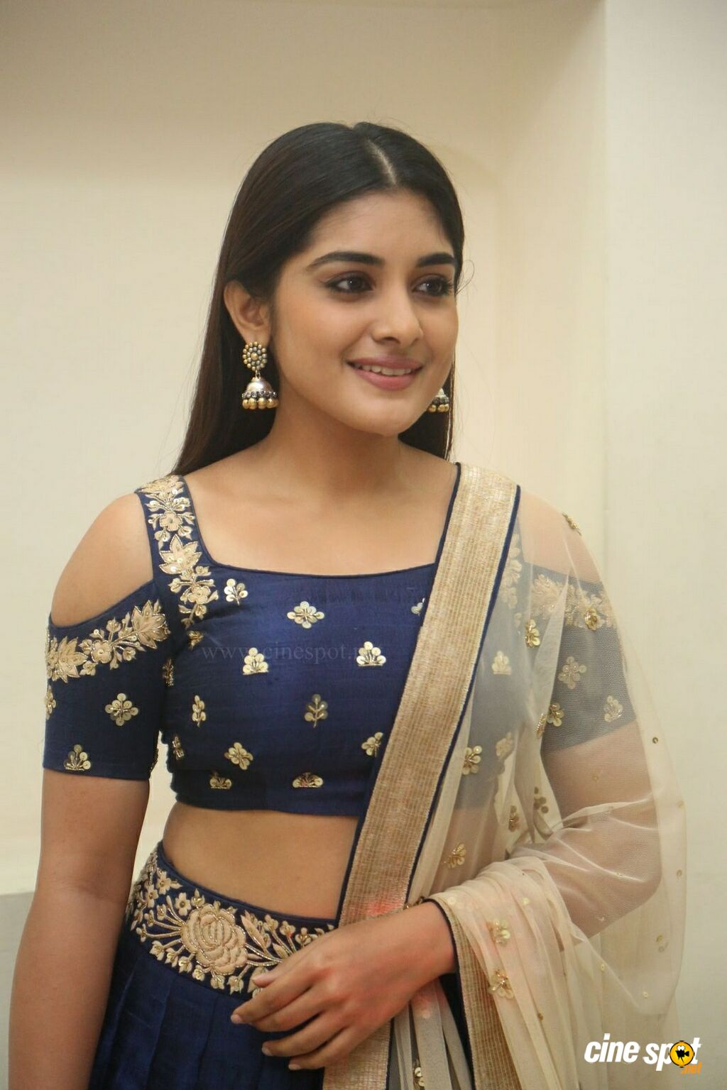 Niveda Thomas at Jai Lava Kusa Theatrical Trailer Launch (10)