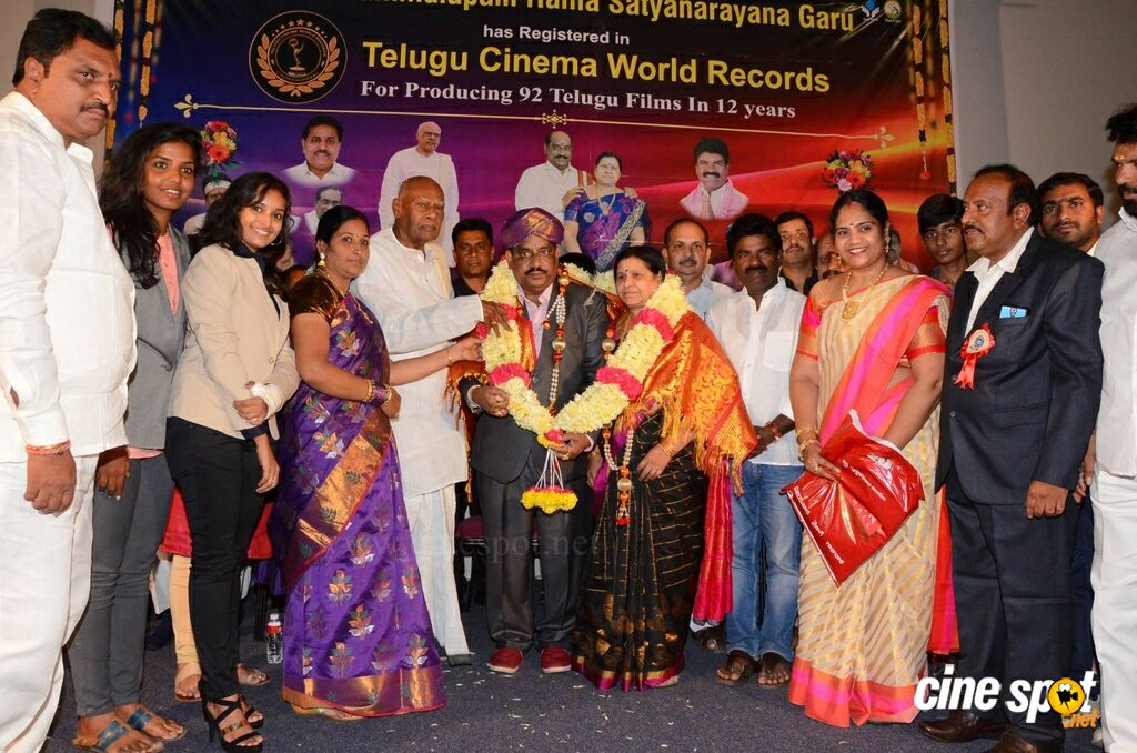 Telugu Cinema World Records Felicitation Press Meet (45)