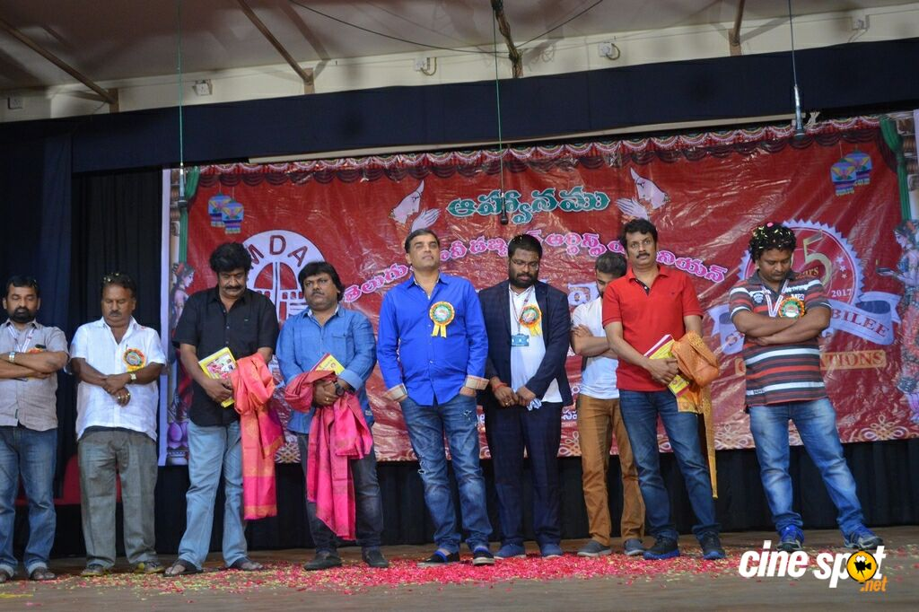 Telugu Dubbing Artist 25 years Celebrations (20)