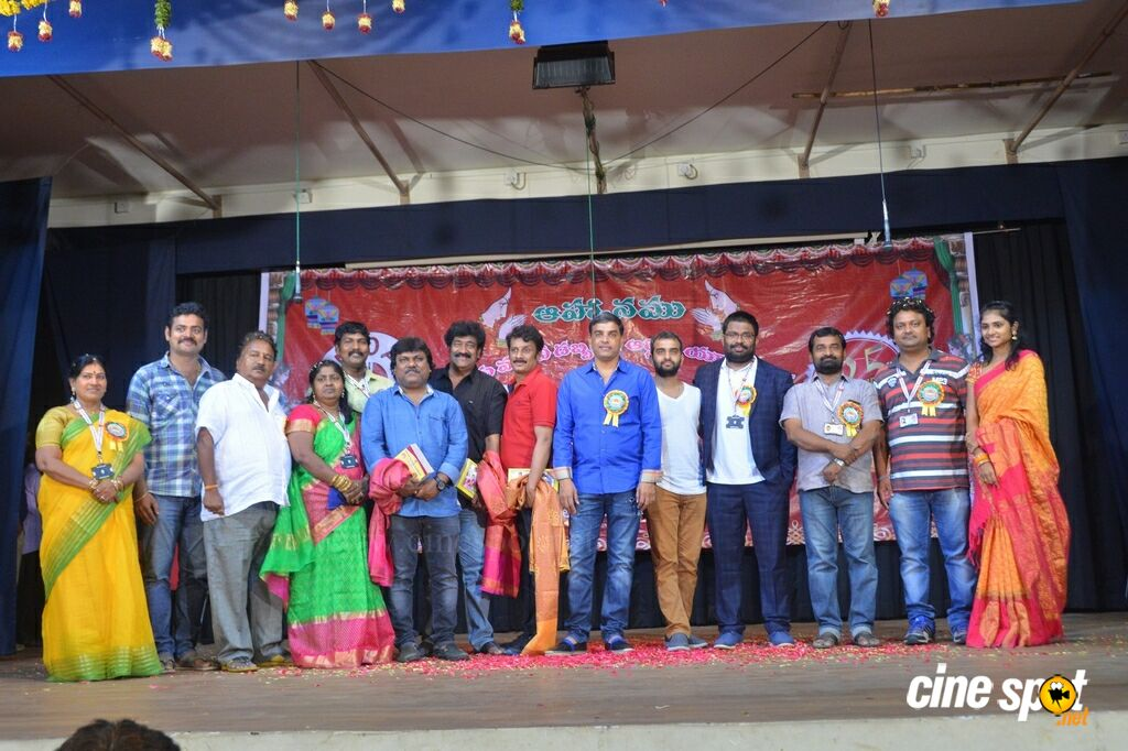 Telugu Dubbing Artist 25 years Celebrations (31)