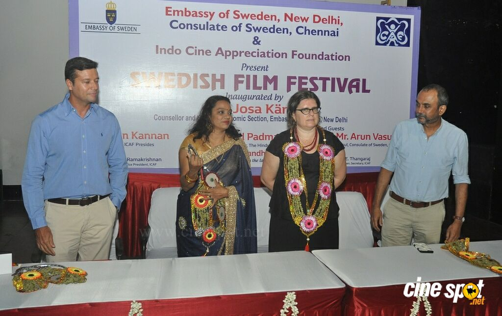 Swedish Film Festival Inauguration (17)
