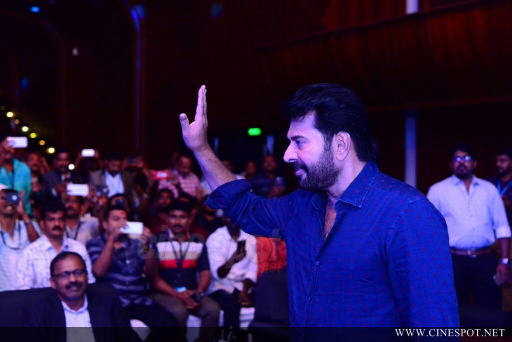 Vivo V7 Plus Launch by Mammootty (3)