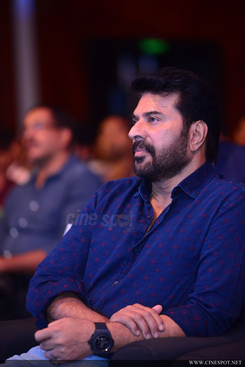 Vivo V7 Plus Launch by Mammootty (9)