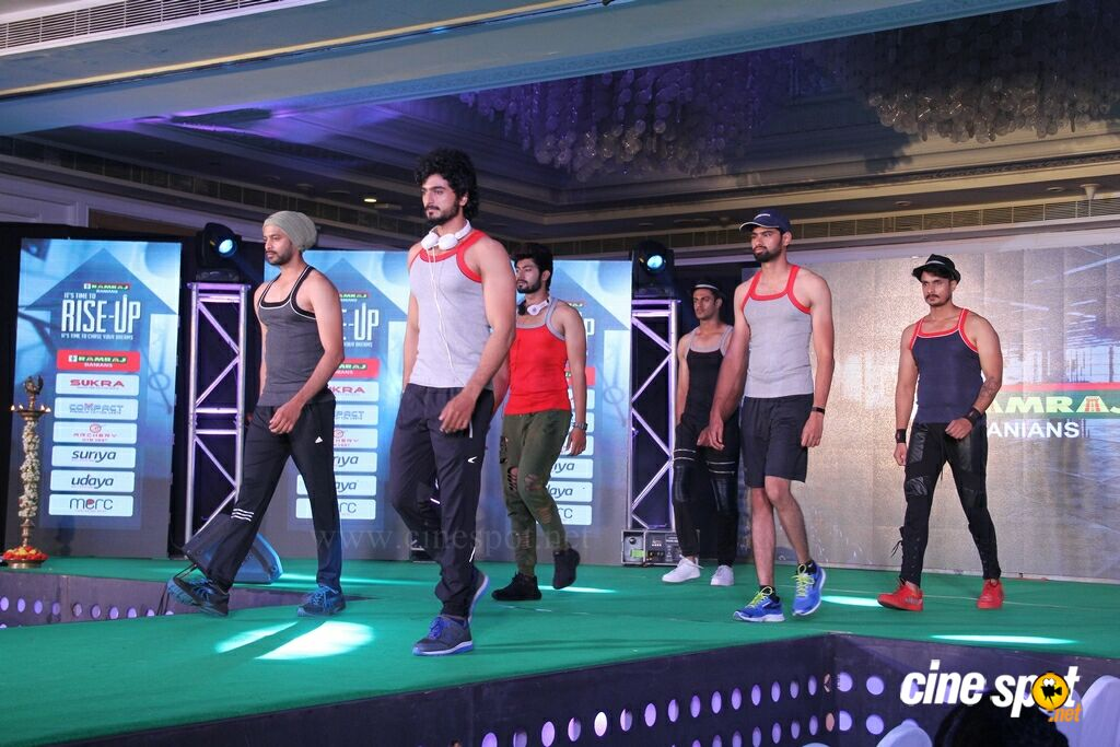 Rana Daggubati As Brand Ambassador For Ramraj Cotton (1)