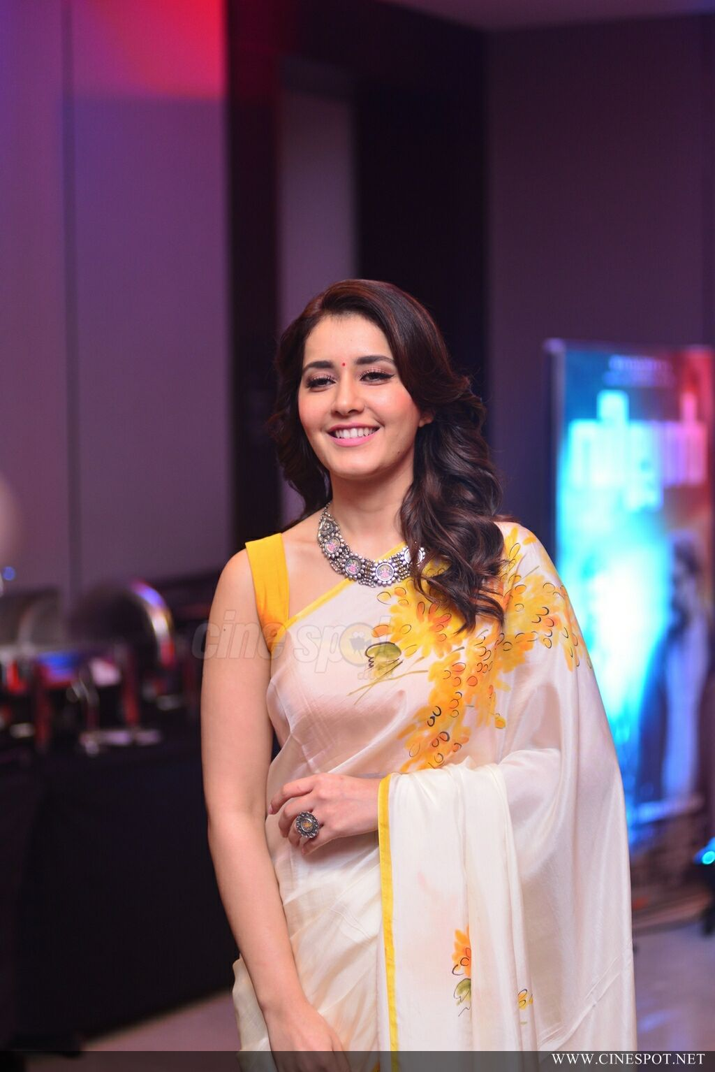 Raashi Khanna at Villain Audio Launch (11)