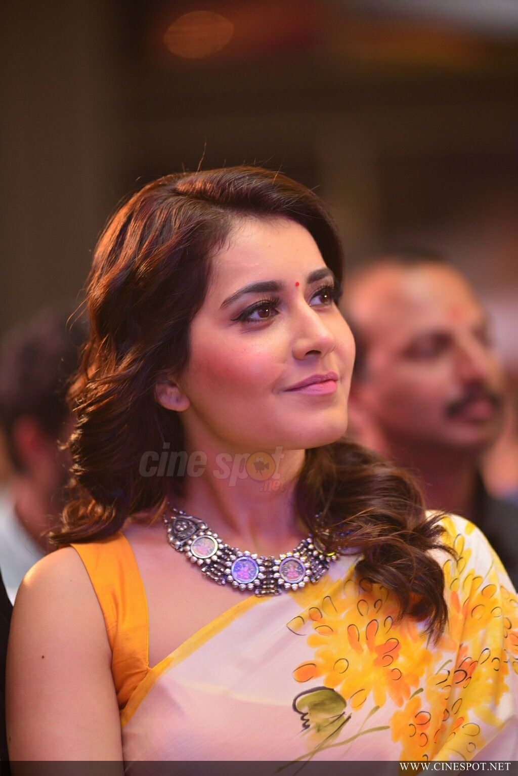 Raashi Khanna at Villain Audio Launch (8)