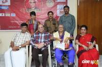 YG Mahendran Press Meet Regarding YGP 100th Birth Centenary Celebration Photos