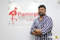 Raghava Lawrence Inaugurated Flamingo Tour & Travels (1)