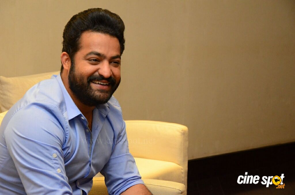 Jr NTR Interview Photos (8)