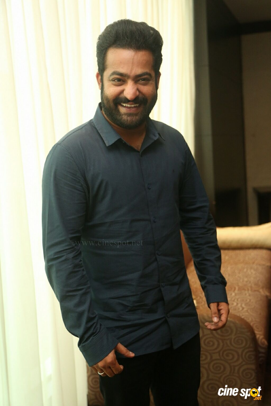 NT Rama Rao Jr Interview Photos (7)