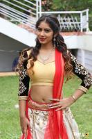 Amrutha at Prabhas Movie Opening (9)