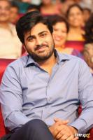Sharwanand at Mahanubhavudu Pre Release Event (4)