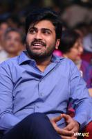 Sharwanand at Mahanubhavudu Pre Release Event (7)