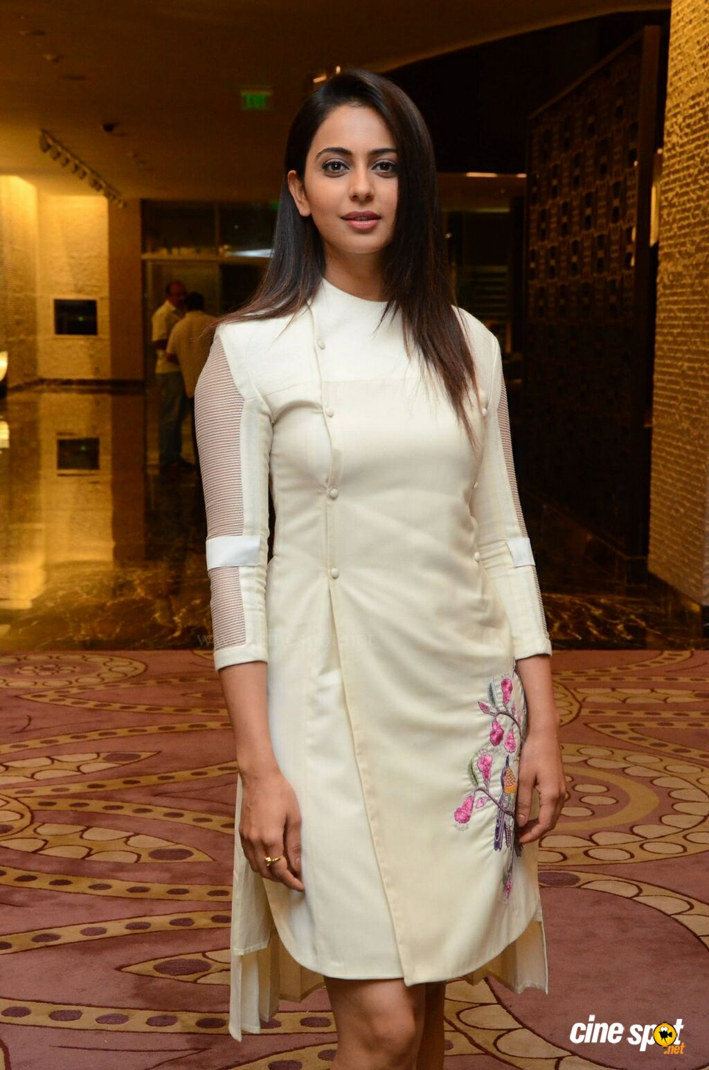 Rakul Preet Singh at Spyder Press Meet (3)
