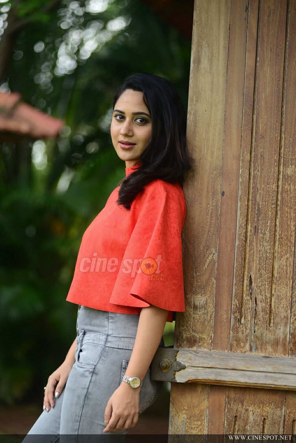 Miya George at Sherlock Toms Movie Promo Meet (2)