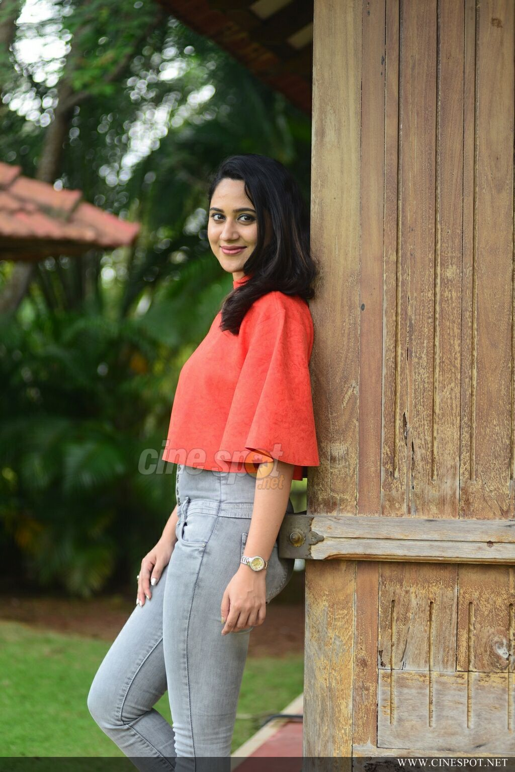 Miya George at Sherlock Toms Movie Promo Meet (3)