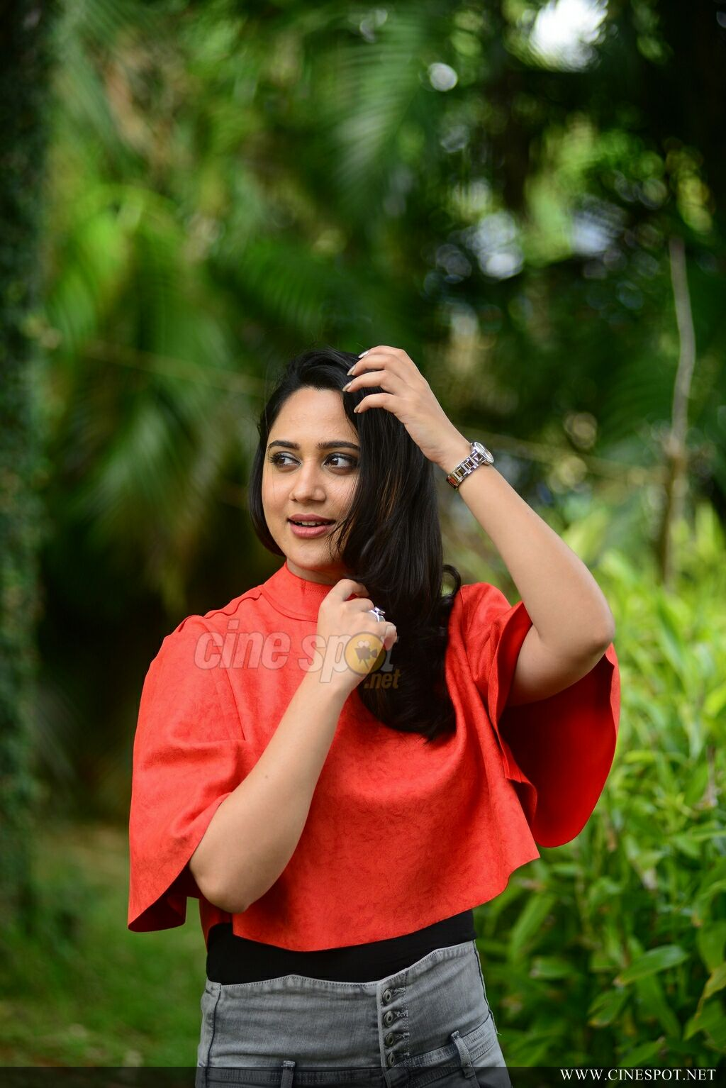 Miya George at Sherlock Toms Movie Promo Meet (35)