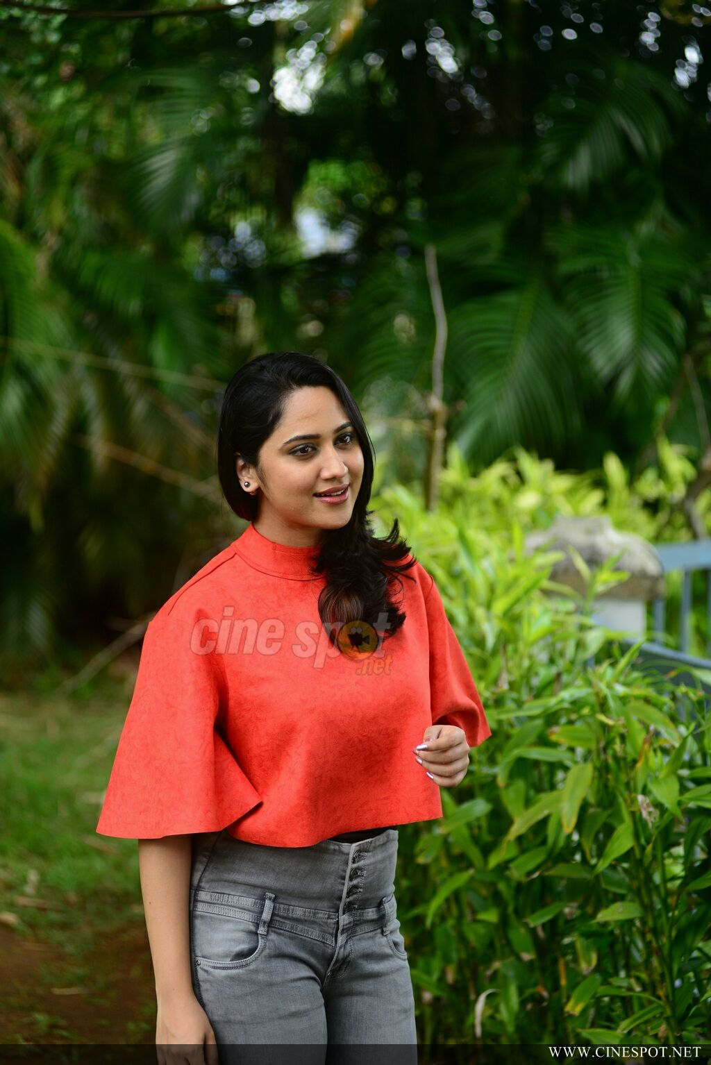 Miya George at Sherlock Toms Movie Promo Meet (40)