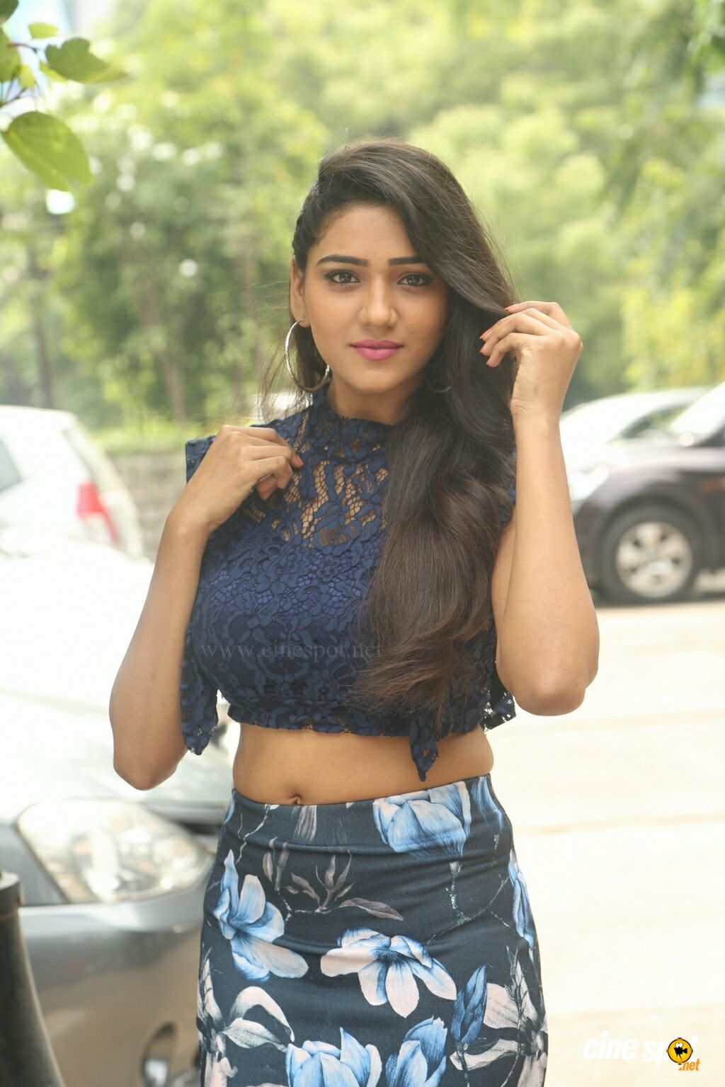 Shalu Chourasiya at Trendz Exhibition (7)