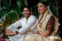 Naga Chaitanya & Samantha Wedding Photos