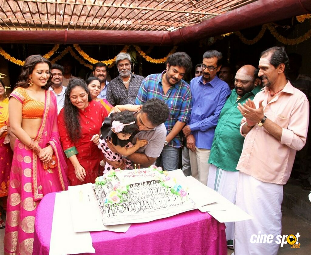 Lalitha Shobi Daughter Ashvika 2nd Birthday Celebration (16)