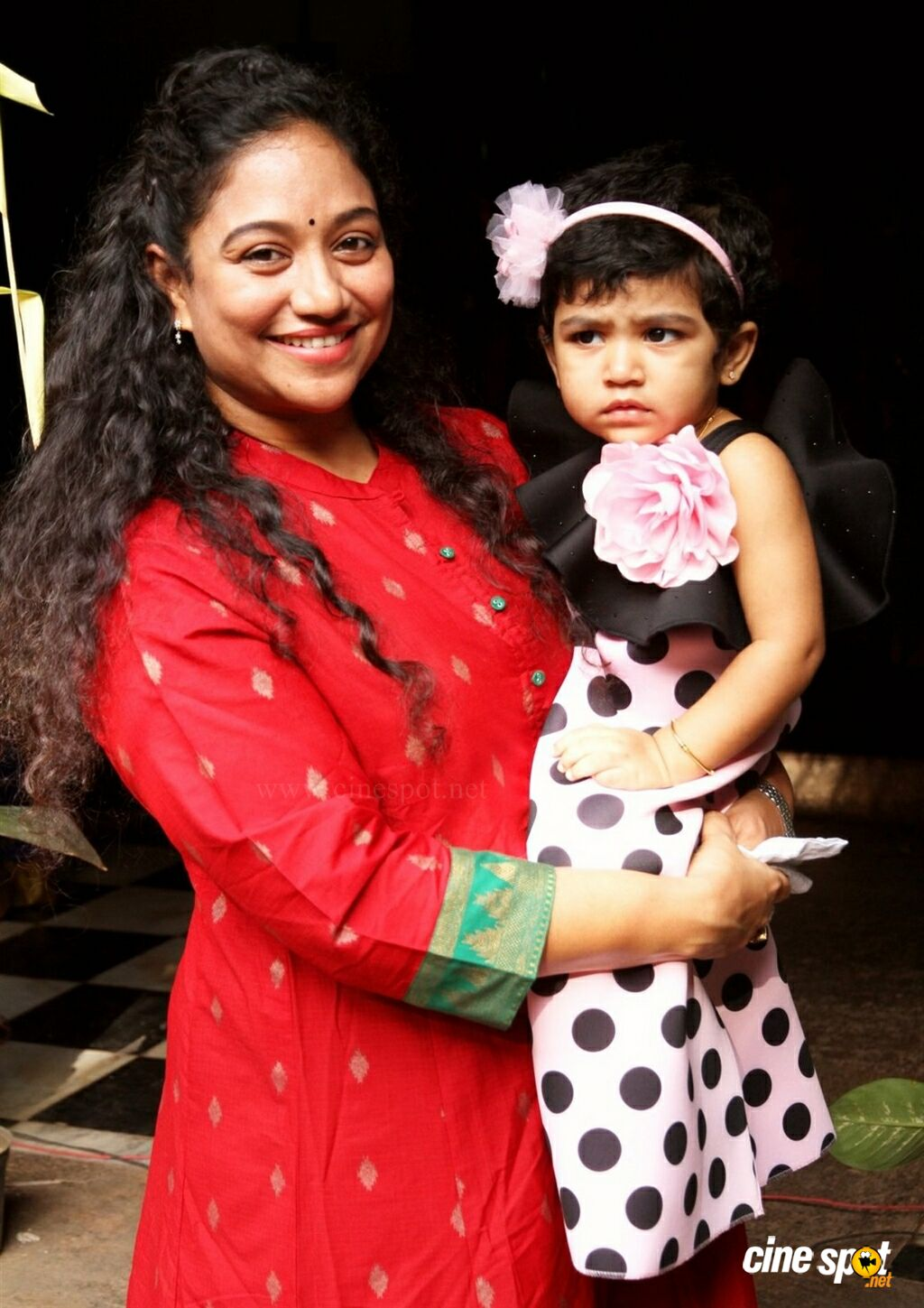 Lalitha Shobi Daughter Ashvika 2nd Birthday Celebration (7)